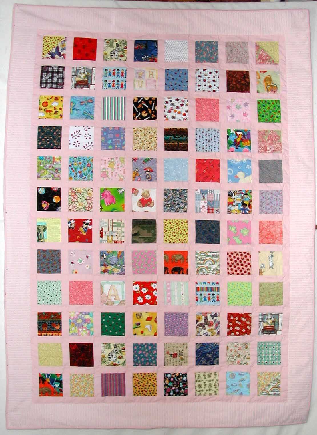 100 good wishes quilts