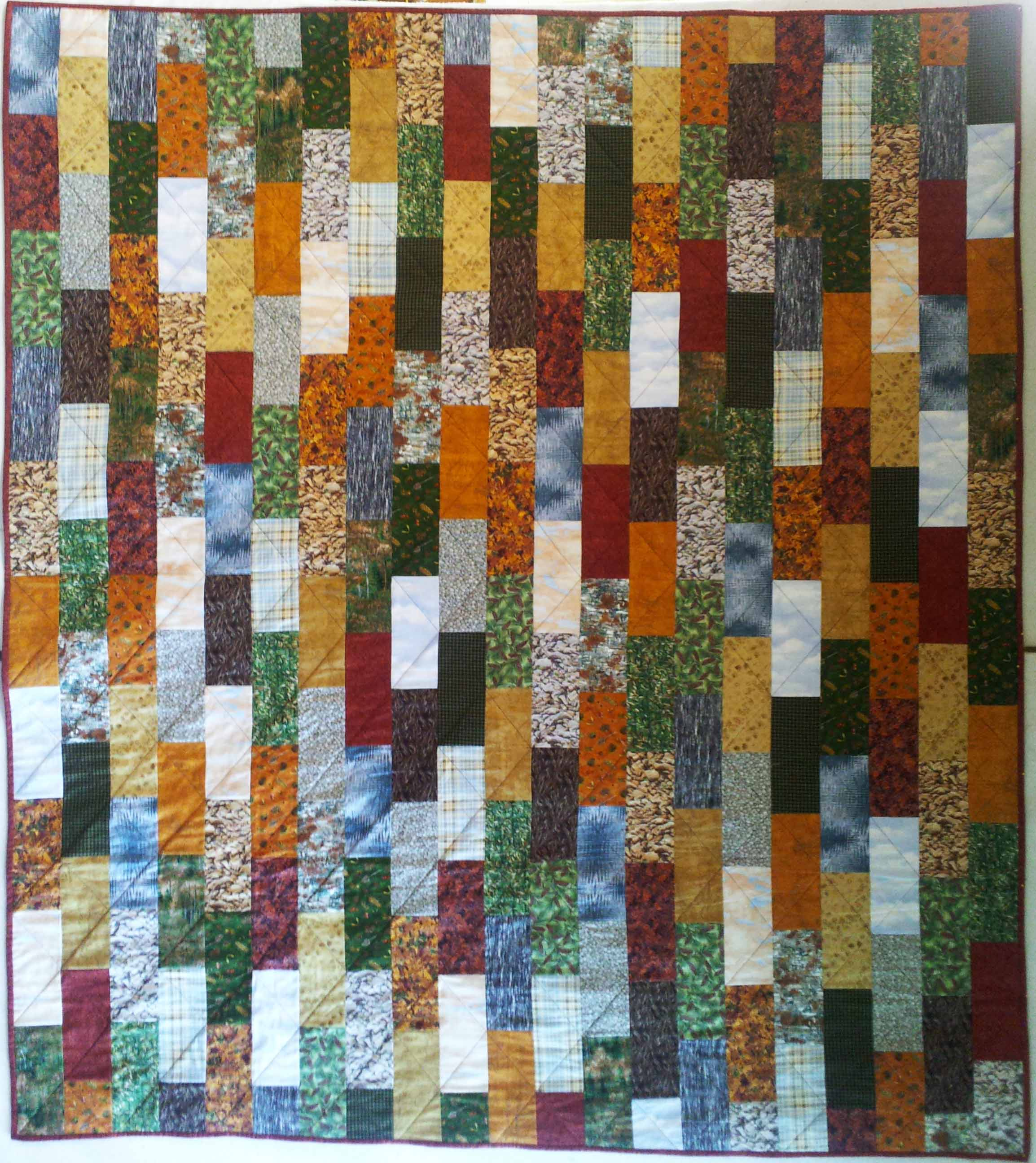Patchwork Quilts : nature quilt - Adamdwight.com
